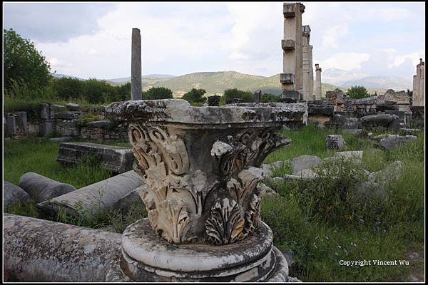 阿芙洛迪西亞斯古城(AFRODİSİAS ÖRENYERİ/APHRODISIAS ARCHAEOLOGICAL SITE)16