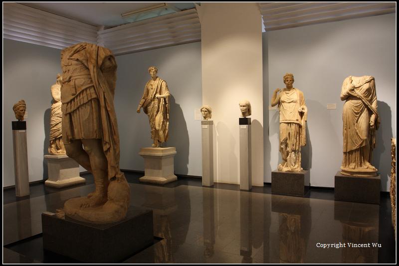阿芙洛迪西亞斯古城(AFRODİSİAS ÖRENYERİ/APHRODISIAS ARCHAEOLOGICAL SITE)21