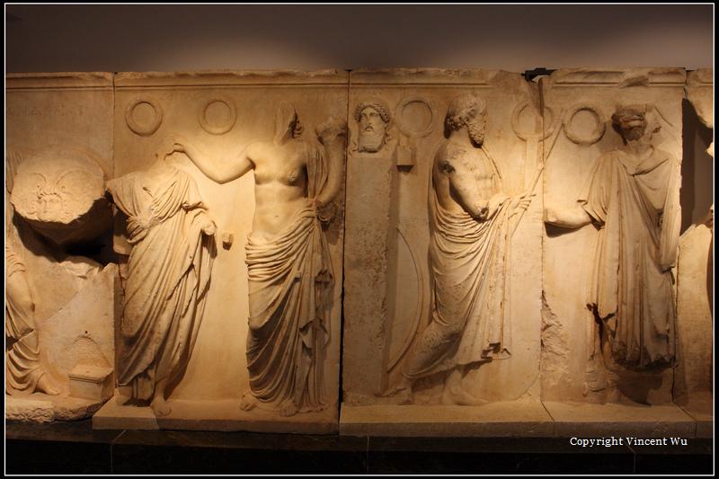 阿芙洛迪西亞斯古城(AFRODİSİAS ÖRENYERİ/APHRODISIAS ARCHAEOLOGICAL SITE)23