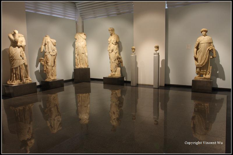 阿芙洛迪西亞斯古城(AFRODİSİAS ÖRENYERİ/APHRODISIAS ARCHAEOLOGICAL SITE)24