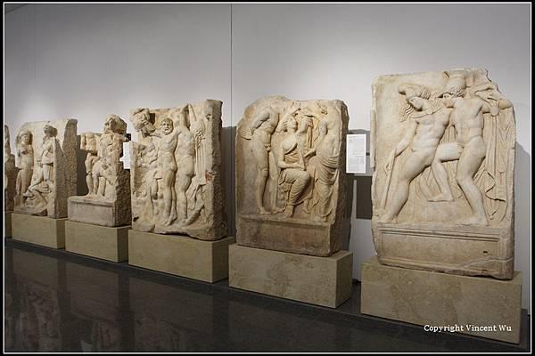 阿芙洛迪西亞斯古城(AFRODİSİAS ÖRENYERİ/APHRODISIAS ARCHAEOLOGICAL SITE)27