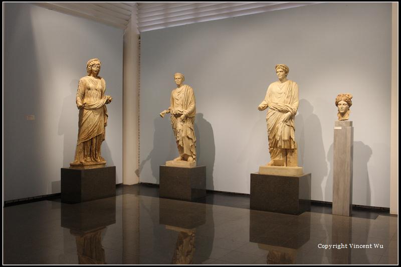 阿芙洛迪西亞斯古城(AFRODİSİAS ÖRENYERİ/APHRODISIAS ARCHAEOLOGICAL SITE)29