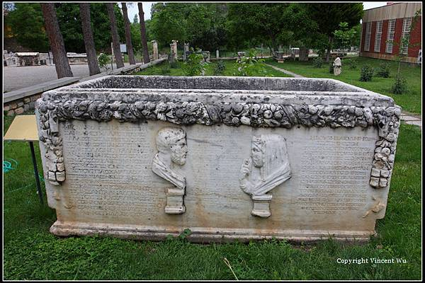 阿芙洛迪西亞斯古城(AFRODİSİAS ÖRENYERİ/APHRODISIAS ARCHAEOLOGICAL SITE)31