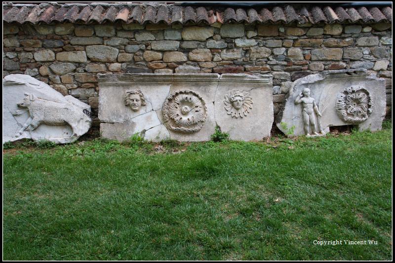 阿芙洛迪西亞斯古城(AFRODİSİAS ÖRENYERİ/APHRODISIAS ARCHAEOLOGICAL SITE)32