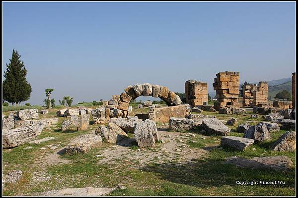 希拉波里斯古城(HIERAPOLIS ÖRENYERİ/HIERAPOLIS ARCHAEOLOGICAL SITE)06