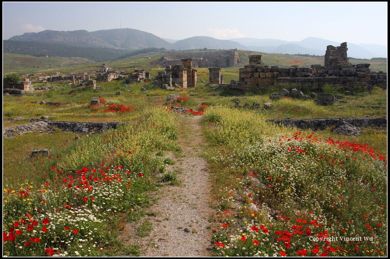 希拉波里斯古城(HIERAPOLIS ÖRENYERİ/HIERAPOLIS ARCHAEOLOGICAL SITE)07