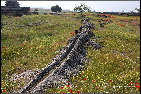 希拉波里斯古城(HIERAPOLIS ÖRENYERİ/HIERAPOLIS ARCHAEOLOGICAL SITE)09