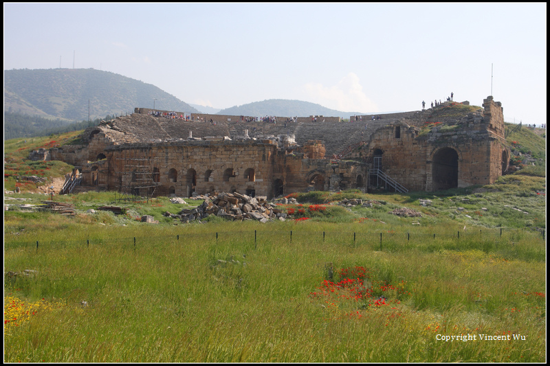 希拉波里斯古城(HIERAPOLIS ÖRENYERİ/HIERAPOLIS ARCHAEOLOGICAL SITE)10