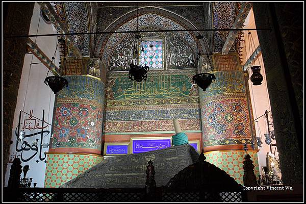 梅夫拉納博物館(MEVLANA MÜZESİ/MEVLANA MUSEUM)06