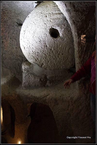 卡馬科里地下城(KAYMAKLI YERALTI ŞEHRİ/KAYMAKLI UNDERGROUND CITY)08