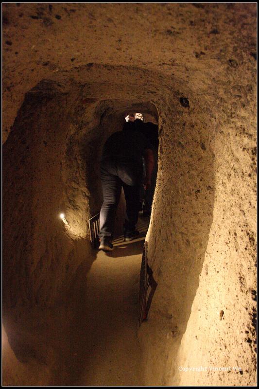 卡馬科里地下城(KAYMAKLI YERALTI ŞEHRİ/KAYMAKLI UNDERGROUND CITY)12