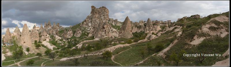 烏其沙城堡(Uçhisar Kalesi)03