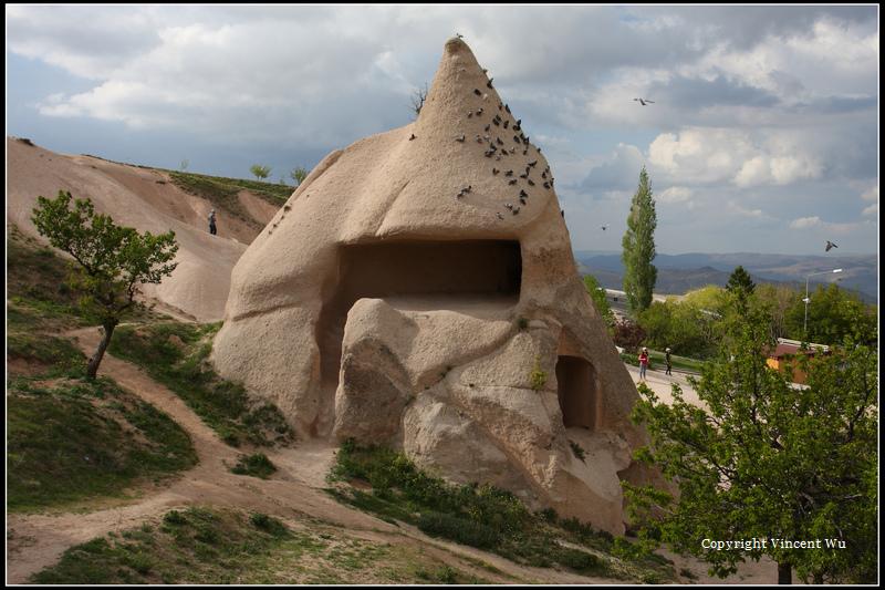 烏其沙城堡(Uçhisar Kalesi)05
