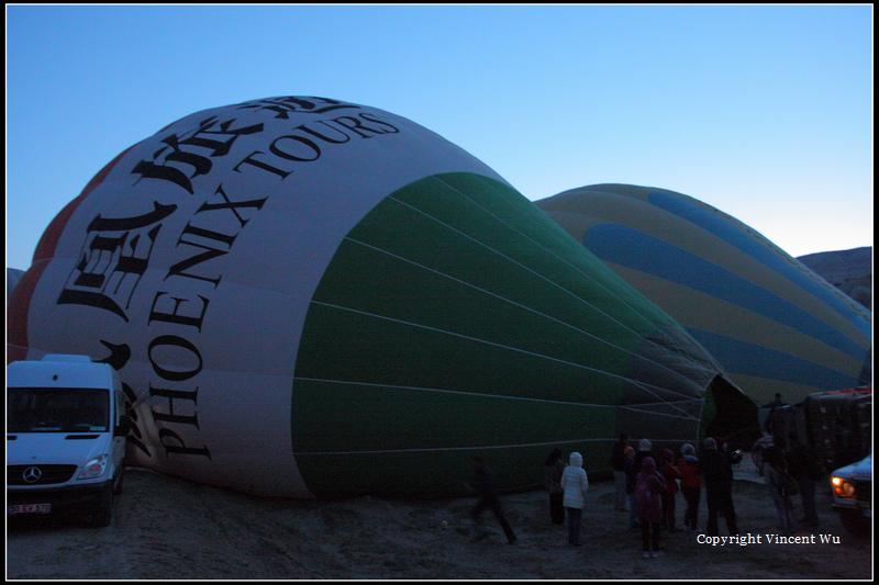 卡帕多其亞熱氣球(KAPADOKYA BALLOONS/CAPPADOCIA BALLOONS)01