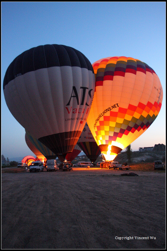 卡帕多其亞熱氣球(KAPADOKYA BALLOONS/CAPPADOCIA BALLOONS)03