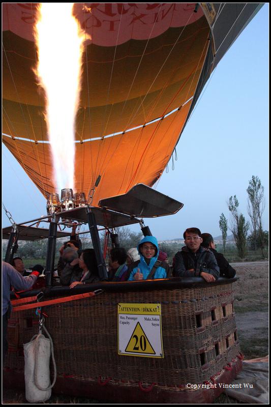 卡帕多其亞熱氣球(KAPADOKYA BALLOONS/CAPPADOCIA BALLOONS)05