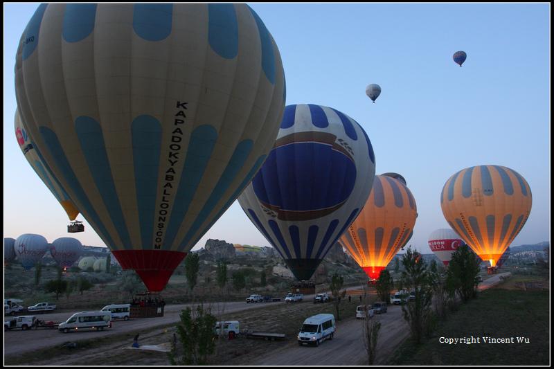 卡帕多其亞熱氣球(KAPADOKYA BALLOONS/CAPPADOCIA BALLOONS)06