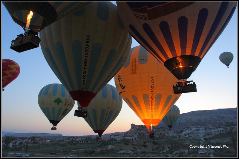 卡帕多其亞熱氣球(KAPADOKYA BALLOONS/CAPPADOCIA BALLOONS)07