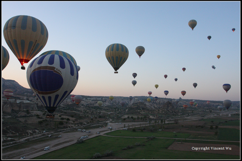 卡帕多其亞熱氣球(KAPADOKYA BALLOONS/CAPPADOCIA BALLOONS)10