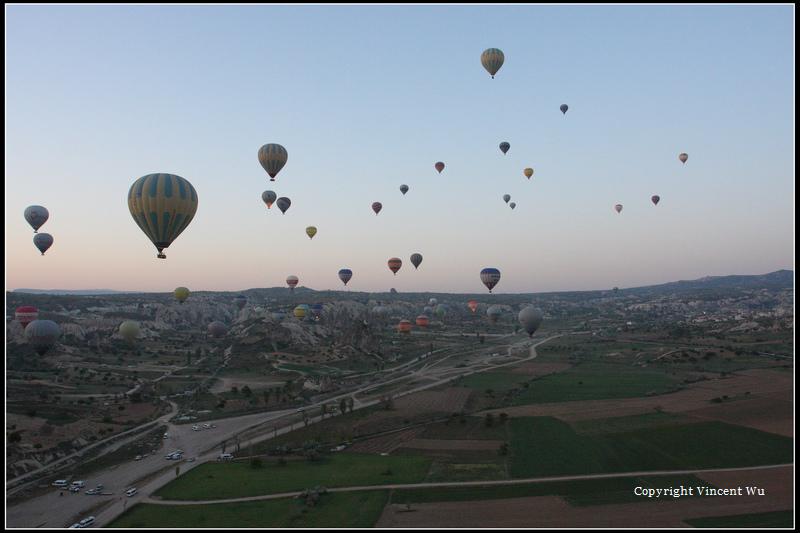 卡帕多其亞熱氣球(KAPADOKYA BALLOONS/CAPPADOCIA BALLOONS)11