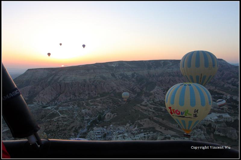 卡帕多其亞熱氣球(KAPADOKYA BALLOONS/CAPPADOCIA BALLOONS)13