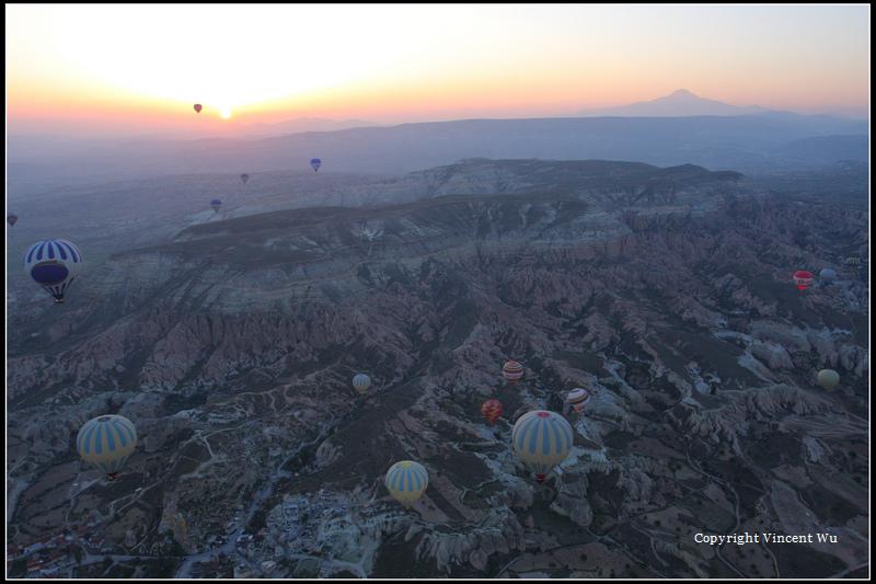 卡帕多其亞熱氣球(KAPADOKYA BALLOONS/CAPPADOCIA BALLOONS)14