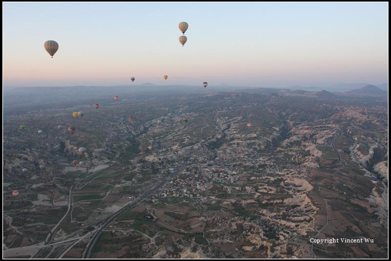 卡帕多其亞熱氣球(KAPADOKYA BALLOONS/CAPPADOCIA BALLOONS)16
