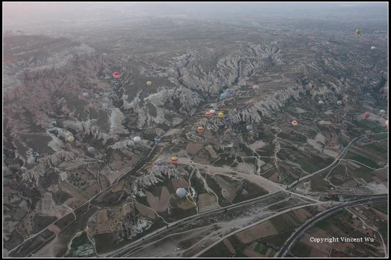 卡帕多其亞熱氣球(KAPADOKYA BALLOONS/CAPPADOCIA BALLOONS)17