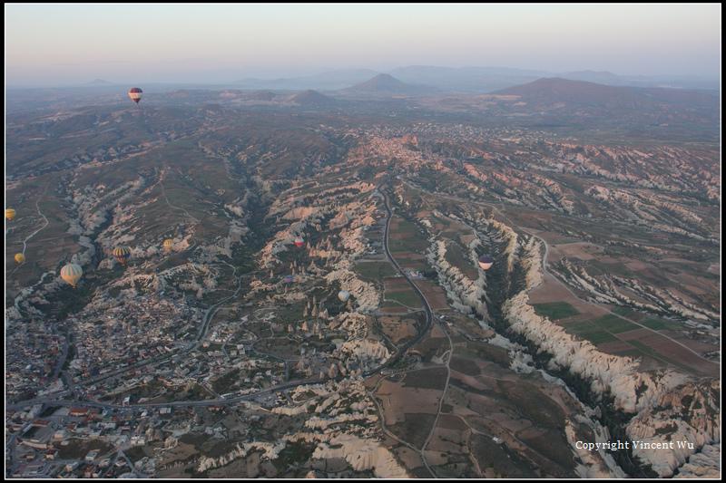 卡帕多其亞熱氣球(KAPADOKYA BALLOONS/CAPPADOCIA BALLOONS)19