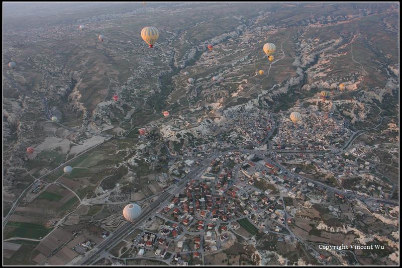 卡帕多其亞熱氣球(KAPADOKYA BALLOONS/CAPPADOCIA BALLOONS)20