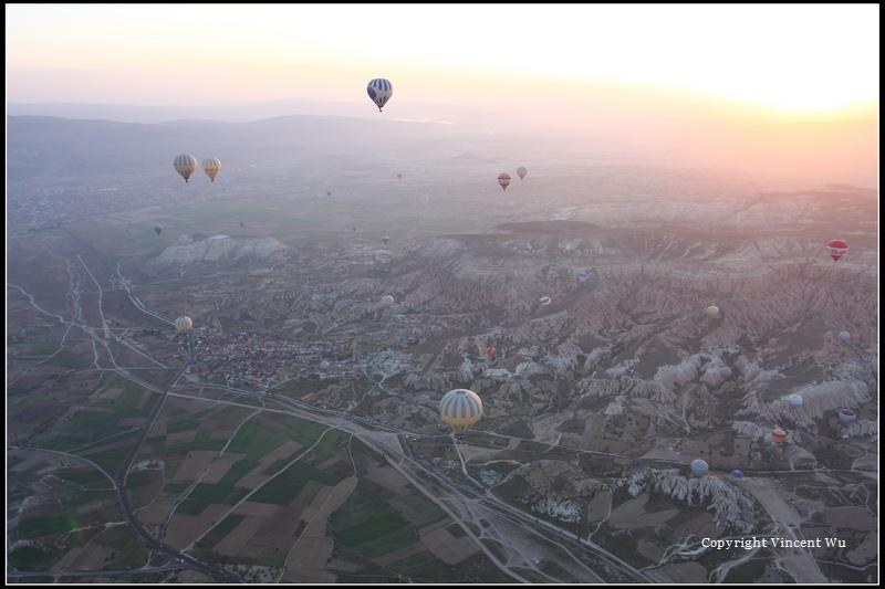 卡帕多其亞熱氣球(KAPADOKYA BALLOONS/CAPPADOCIA BALLOONS)21