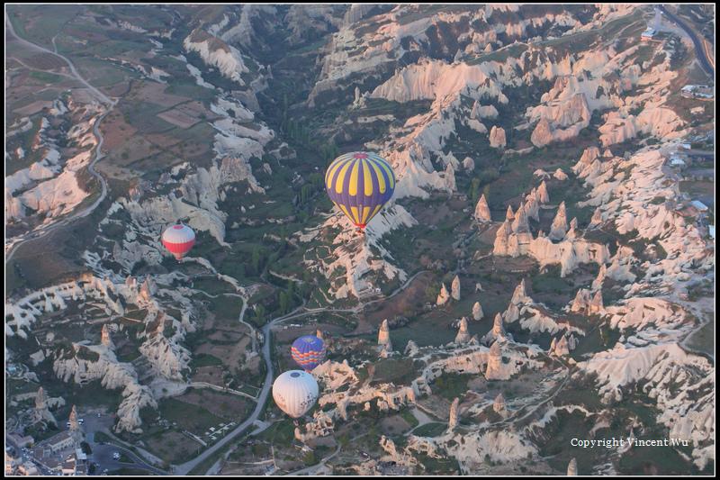 卡帕多其亞熱氣球(KAPADOKYA BALLOONS/CAPPADOCIA BALLOONS)22
