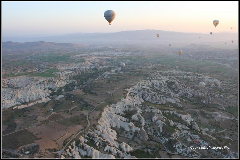 卡帕多其亞熱氣球(KAPADOKYA BALLOONS/CAPPADOCIA BALLOONS)23