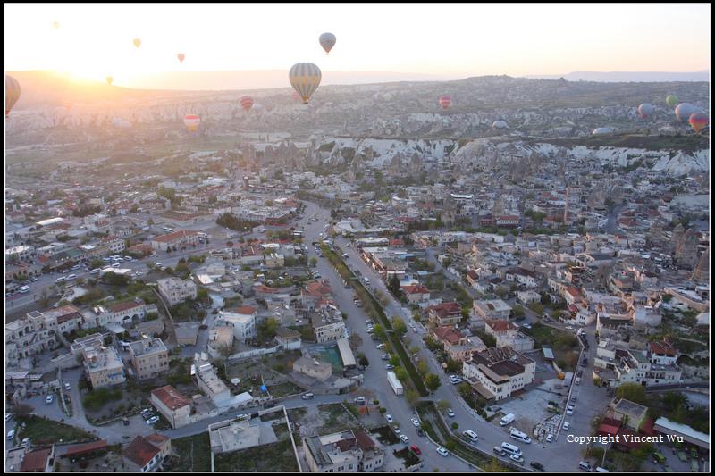 卡帕多其亞熱氣球(KAPADOKYA BALLOONS/CAPPADOCIA BALLOONS)24