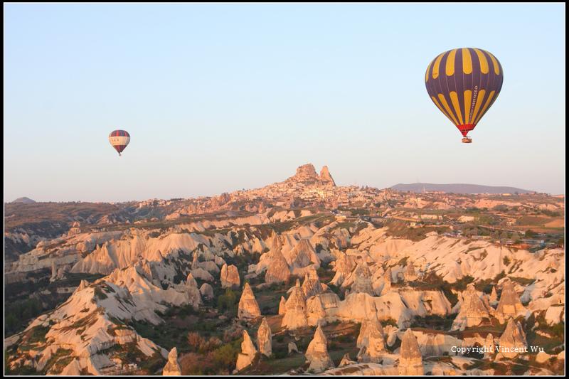 卡帕多其亞熱氣球(KAPADOKYA BALLOONS/CAPPADOCIA BALLOONS)25