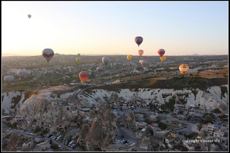 卡帕多其亞熱氣球(KAPADOKYA BALLOONS/CAPPADOCIA BALLOONS)26