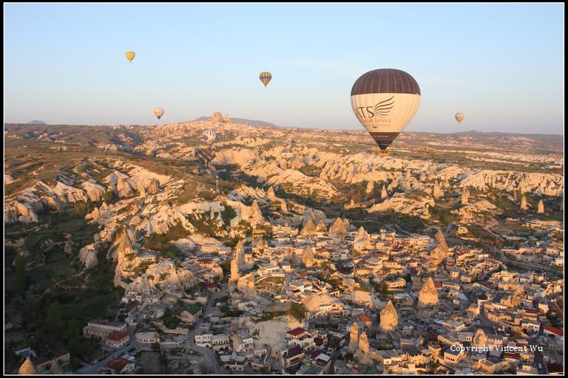 卡帕多其亞熱氣球(KAPADOKYA BALLOONS/CAPPADOCIA BALLOONS)27