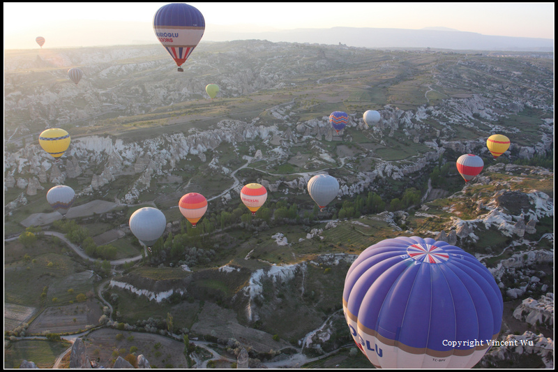 卡帕多其亞熱氣球(KAPADOKYA BALLOONS/CAPPADOCIA BALLOONS)29