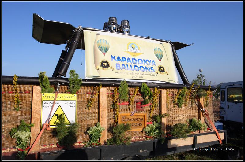 卡帕多其亞熱氣球(KAPADOKYA BALLOONS/CAPPADOCIA BALLOONS)46