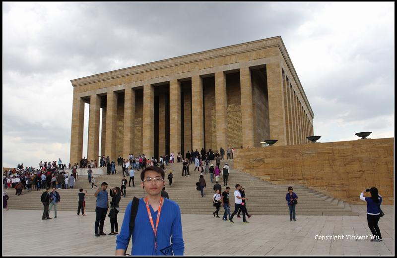 凱墨爾陵寢紀念館(ANITKABİR)01