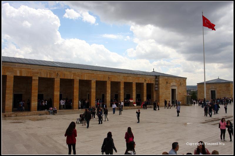 凱墨爾陵寢紀念館(ANITKABİR)09