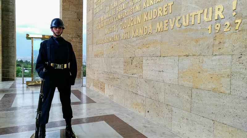 凱墨爾陵寢紀念館(ANITKABİR)17