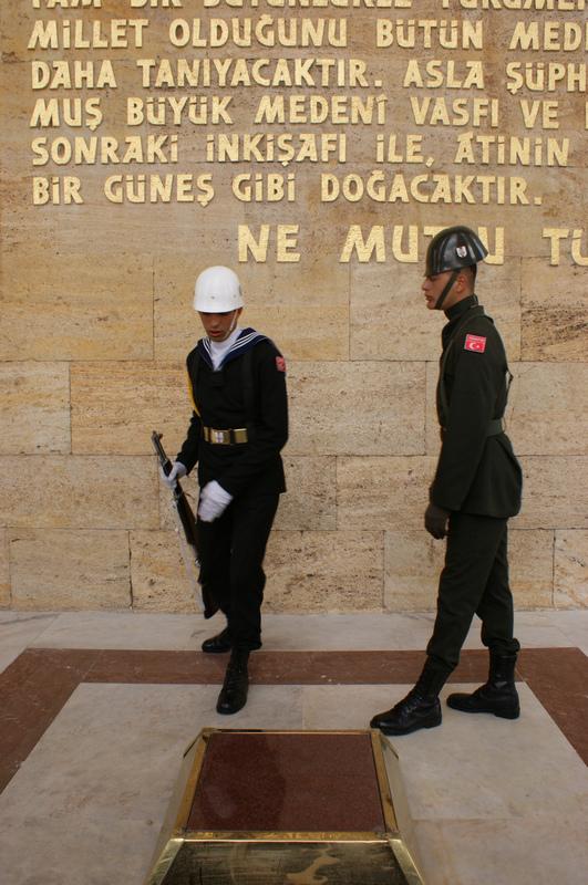 凱墨爾陵寢紀念館(ANITKABİR)23