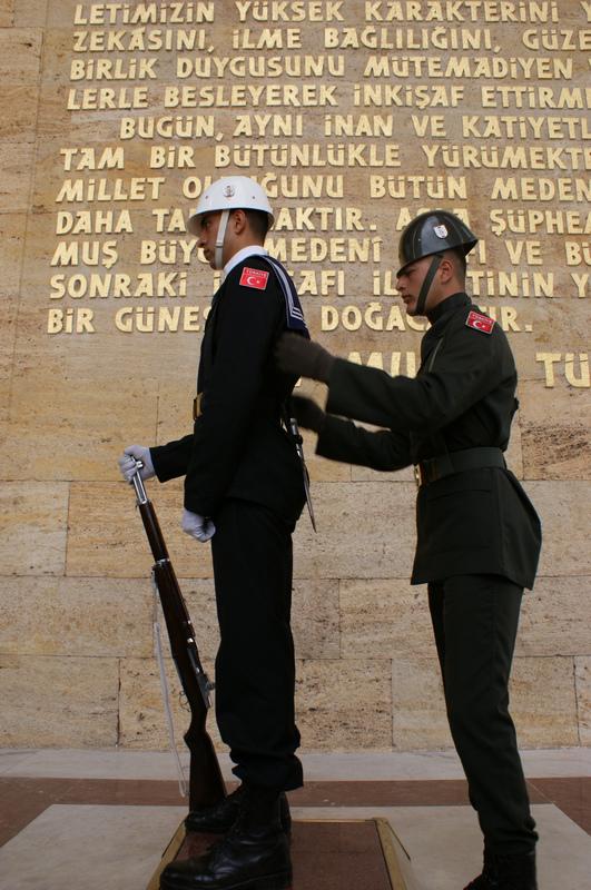 凱墨爾陵寢紀念館(ANITKABİR)24