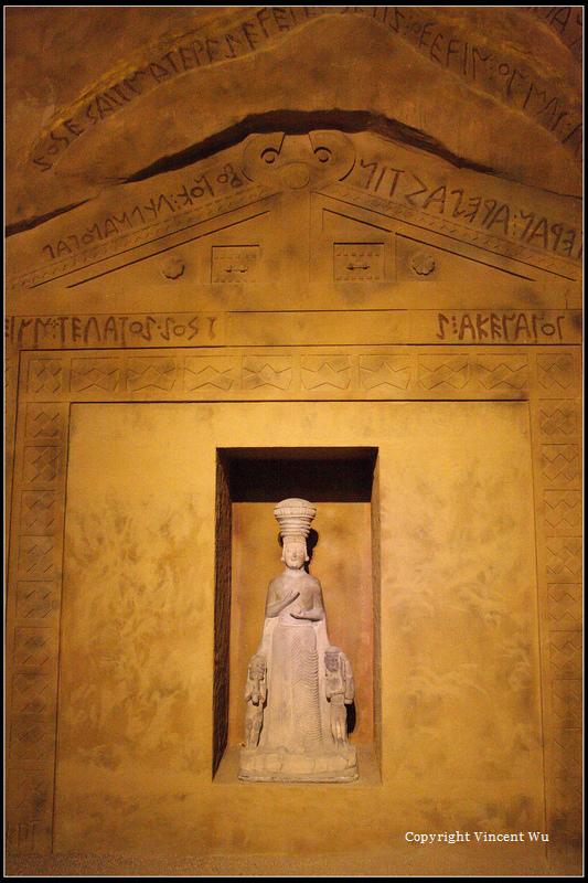 安納托利亞文明博物館(ANADOLU MEDENİYETLERİ MÜZESİ/MUSEUM OF ANATOLIAN CIVILIZATIONS)22