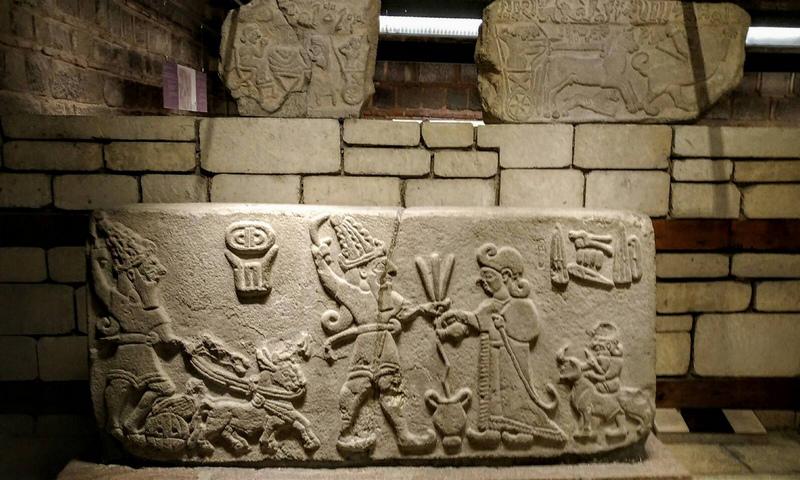 安納托利亞文明博物館(ANADOLU MEDENİYETLERİ MÜZESİ/MUSEUM OF ANATOLIAN CIVILIZATIONS)31
