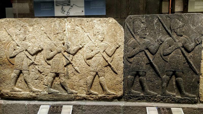 安納托利亞文明博物館(ANADOLU MEDENİYETLERİ MÜZESİ/MUSEUM OF ANATOLIAN CIVILIZATIONS)32