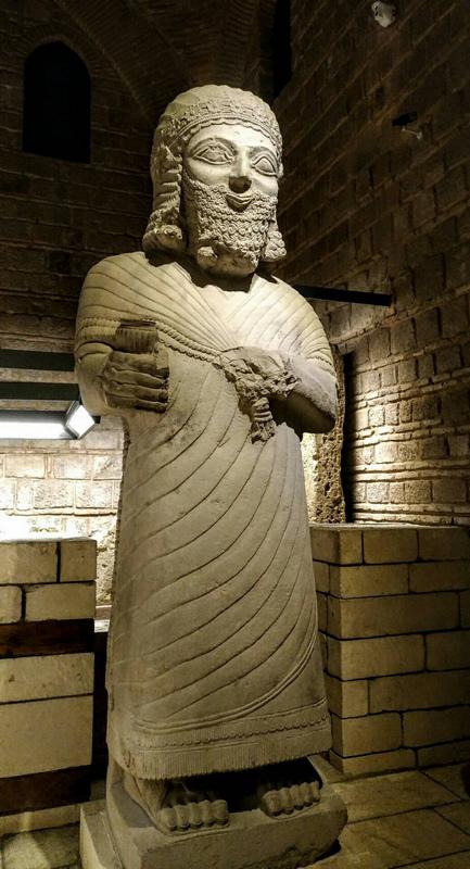 安納托利亞文明博物館(ANADOLU MEDENİYETLERİ MÜZESİ/MUSEUM OF ANATOLIAN CIVILIZATIONS)33