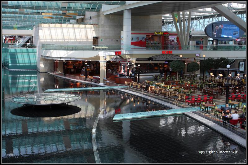 埃森博阿國際機場(ANKARA ESENBOĞA HAVALİMANI/ANKARA ESENBOGA AIRPORT)