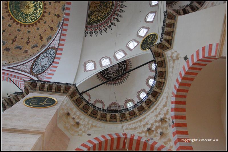 蘇萊曼清真寺(SÜLEYMANİYE CAMİİ/SÜLEYMANİYE MOSQUE)06